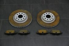 Original Audi VW Bremsscheiben + Beläge vorne 5Q0615301F 8V0698151B Bremse 5 km