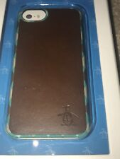 BNIB Penguin Brown iPhone 5/5S Fitted Case