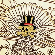 Sailor Jerry Mr Lucky - Soft Enamel Pin Tattoo American Traditional Lapel