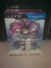 RECORD OF AGAREST WAR 2 LIMITED EDITION PS3 NUOVO SIGILLATO