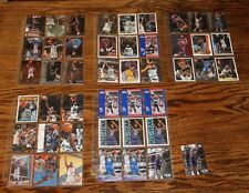 46 Basketball Cards (21 Shaquille O'Neal) Assorted, in Plastic Binder Sleeves
