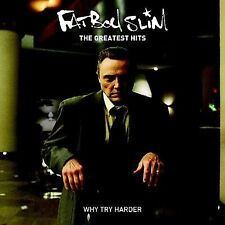 1 CENT CD The Greatest Hits: Why Try Harder - Fatboy Slim