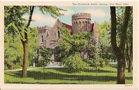 Brumback Public Library Van Wert Ohio OH Postcard