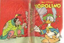 TOPOLINO LIBRETTO #  69-25 giugno 1953 -ORIGINALE