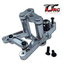 TSRC CNC Alu Lenkung Teile Silber für HPI BAJA ROVAN 5B 5T 5SC