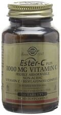 Solgar Ester-C Plus 1000 mg Vitamin C 30 Tablets