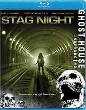 STAG NIGHT (Vinessa Shaw) - BLU RAY - Region A - Sealed