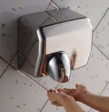 MODUN 2300W wall mounted stainless steel automatic high speed hand dryer