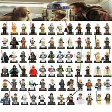 Star Wars Minifiguren Action Vader Luke Jedi Clone Sammeln Figur Figuren Film