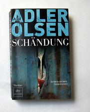 SCHÄNDUNG - Thriller von Adler Olsen