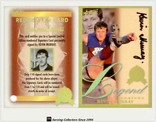 2012 Select AFL Eternity Hall Of Fame Signature Redemption Card LGS15 K. Murray