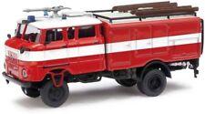 Busch 95121 - 1/87 / H0 Ifa W50 La Tlf16 - TSchechische Feuerwehr - Neu