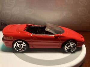 Hot Wheels '95 Camaro Convertible Red 1995 First Editions Series Exclusive Used