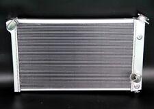 ALL ALUMINUM RADIATOR FIT 1973-1976 CHEVY CORVETTE V8 74 75 3 ROWS  478