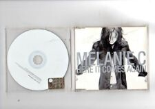 MELANIE C - HERE IT COMES AGAIN - CDS