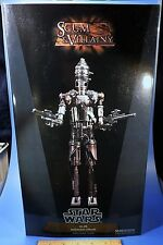 Sideshow Star Wars IG-88 Droid 1/6 Scale Figure with spare parts