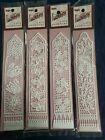 Bookmarks Lace Lot Of 4 Book Markers