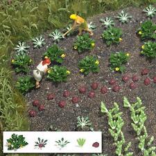 BUSCH 1222 Légumes Courgette Salade Kolrabi Fenouil NOUVEAU & VINTAGE