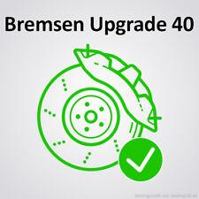 Bremsen Upgrade 40