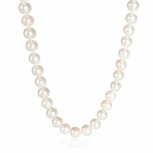 David Yurman Pearl Classics Diamond Necklace in  Sterling Silver 0.38 CTW