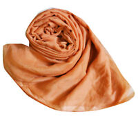 Women Dress Vintage Dupatta Indian Used Craft Fabric Long Stole Sewing Scarf