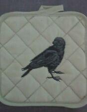 Raven Tan Potholder