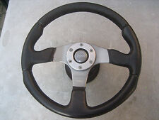 Mercedes W201 MOMO Champion Steering Wheel w/Hub 190E