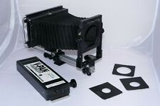 V-Pan 617 Mark III Panoramic View Camera. 6x17cm format on 120 film-Extra boards