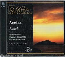 Rossini: Armida / Serafin, Callas, Filippeschi, Raimondi, Firenze 26.4.1952  CD