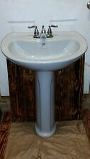 American Standard Grey Pedestal Sink Rare Color