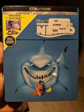 Finding Nemo - Best Buy Steelbook (Blu-ray + 4K UHD) NEW!! DISNEY PIXAR