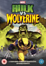 Hulk Vs. Wolverine  (UK IMPORT)  DVD NEW
