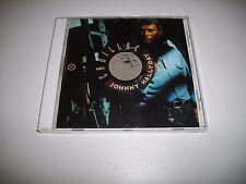 """CD  Johnny Hallyday  """" Cadillac """" Bandeau Blanc"""