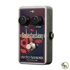 Electro-Harmonix Satisfaction Fuzz Tone Nano Guitar Effects Pedal