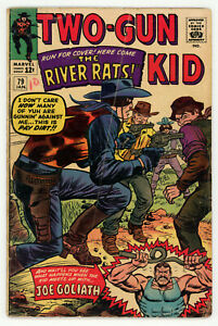 TWO-GUN KID #79 (Marvel 1966) VG condition NO RES