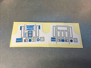 Star Wars Stan Solo Replacement R2-D2 sticker