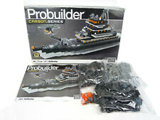 MEGA BLOKS Probuilder Carbon Series Battleship 3263 - 100% complete
