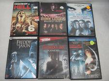 Horror Movie Dvd Lot Children of the corn 2 3 Ii Iii genesis, freddy vs jason