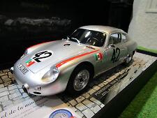 PORSCHE 356B 1600 GS CARRERA GTL TARGA FLORIO 1962 au 1/18 MINICHAMPS 107626842