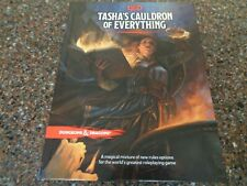 Dungeons & Dragons RPG Tasha's Cauldron of Everything
