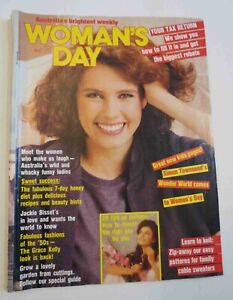 Vintage Womens Magazine - Womans Day - July 4, 1983
