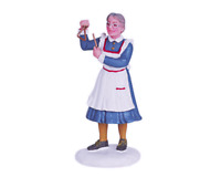 Lemax 2006 Chowtime! Village Collection #62263 Retired Collectable Figurine