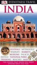 Eyewitness Travel Guide: India Asia Travel Tour Guide Exotic Adventure Trip