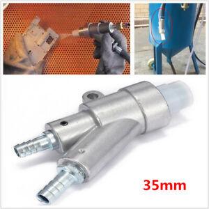 35mm Boron Carbide Nozzle Stainless Steel Air Manual Sandblaster Gun Spray Kit
