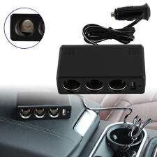 60w 24v to 12v USB Cigarette Lighter Socket Charger Adapter for Car Van Inc