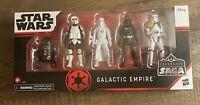 Star Wars Celebrate The Saga - GALACTIC EMPIRE : 5-Pack. Disney / Hasbro