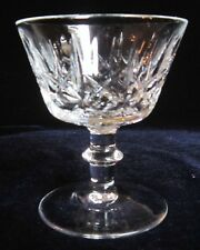 Sparkling Crystal Cross & Olive Sherry or Claret Glass - 3.25 in.