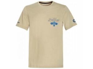 New 2021 BMW R18 Concept T-Shirt Men's Beige #76617923072