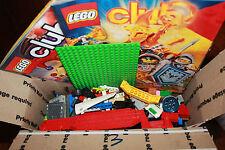 Lego Lot 5 lbs 11 oz Brick Bluck Brick Pieces Star Wars City Hero GREAT SHAPE