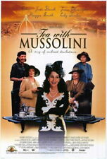 67382 Tea With Mussolini Joan Plowright, Maggie Smith Wall Print POSTER UK